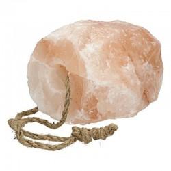 House muserolle en mouton BR 5cm Brun 28 cm