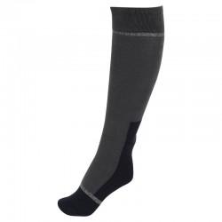 Lanieres eperons Premiere tissu noir Noir