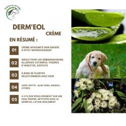 piece Isolateurs annulaire à distance 20 cm pour fil avec M6