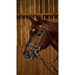Corde braided blanche en polyéthylène 200 mtr 6 mm PE4*0,2 R